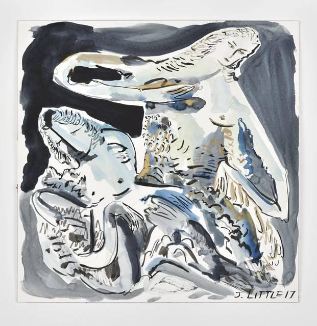 Jasmine Little, 'Untitled, JL#28', 2017, Galerie Dumonteil