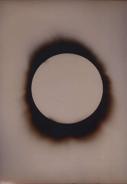 , 'Negative plate June 8, 1918,' 1995, Yancey Richardson Gallery