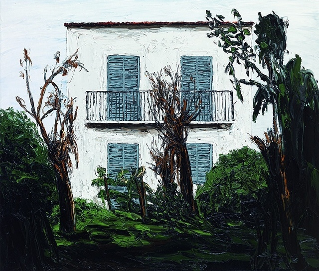 , '(SP) Spetses House,' 2010, ARTION GALLERIES