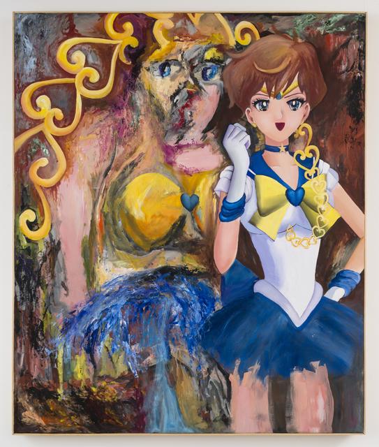 , 'From the DeMooning series (Sailor Venus),' 2015, Castor Gallery