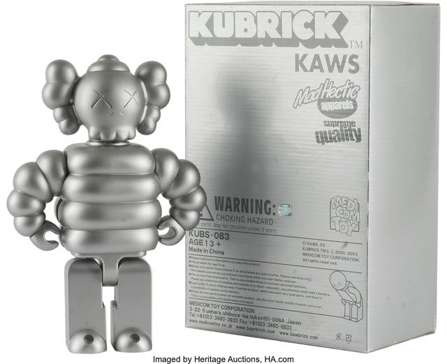 KAWS, 'Kubrick Mad Hectic', 2003, Heritage Auctions