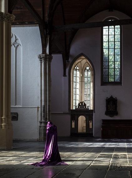 , 'Oude Kerk Amsterdam,' 2016, Marian Cramer Projects
