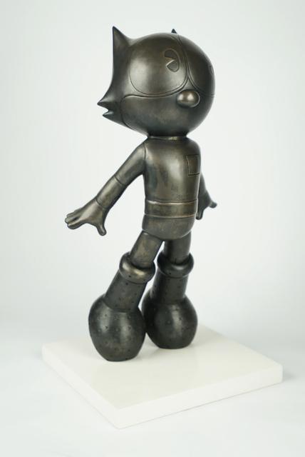 Jerkface, 'Astrocat (Steel)', 2019, Taglialatella Galleries