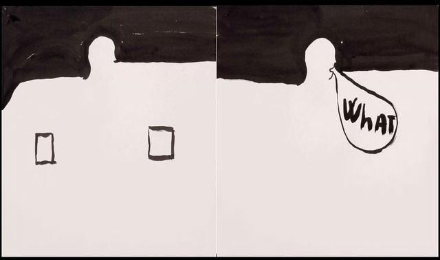 , 'Sans titre (Diptyque),' 2004, Michel Rein Paris/Brussels