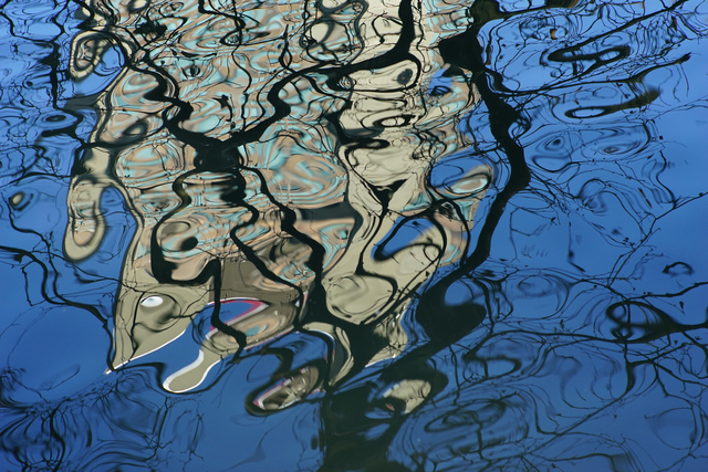 , 'Limmat River Study 1 Homage to Pollock,' 2017, Shapero Modern