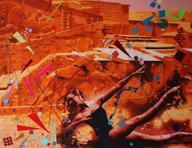 , 'Stage on Fire No2 ,' 2011/12, Rose Issa Projects
