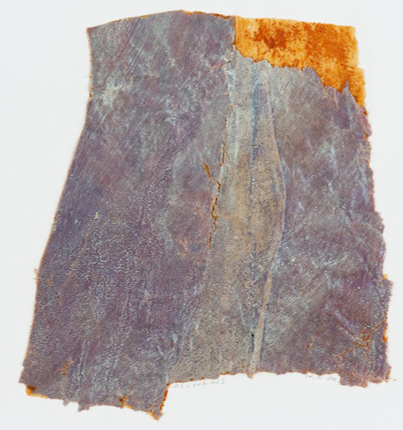 , 'Untitled (Ahnenhaus Fragment),' 1981, Freymond-Guth Fine Arts Ltd.