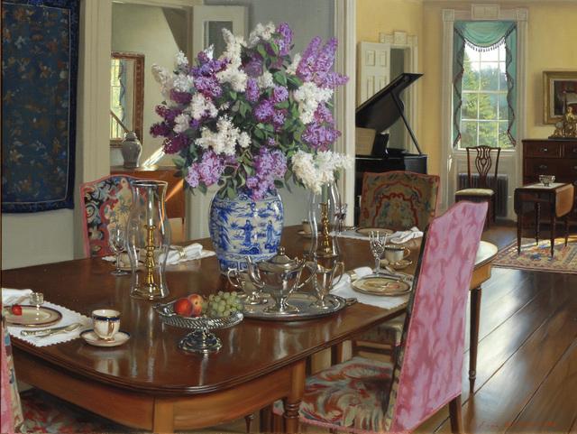 Evan Wilson, 'Spring Interior', 2008, Quidley & Company