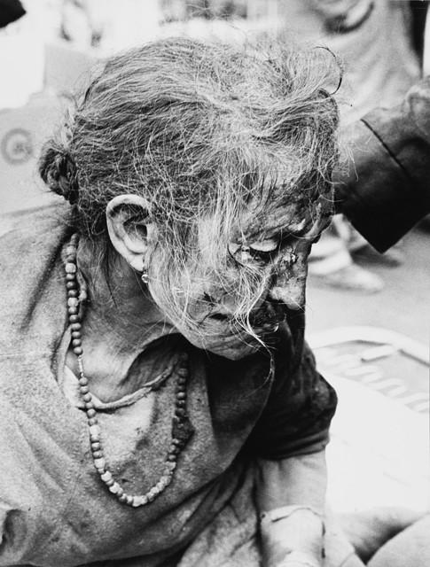 Mario De Biasi, 'Terremoto a Sant'Angelo dei Lombardi', 1981, Finarte