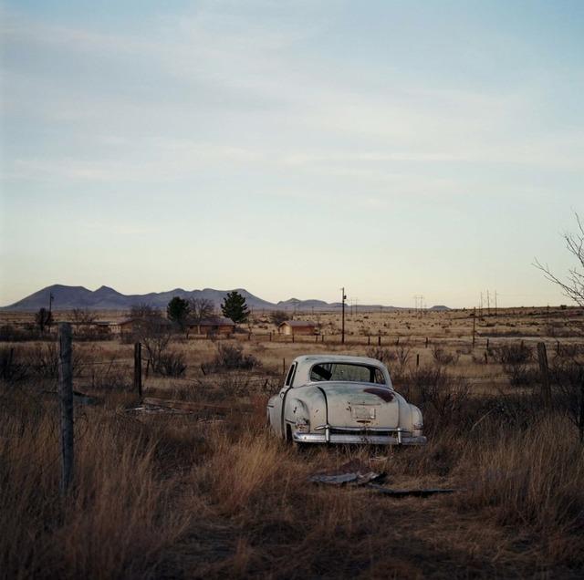 Allison V. Smith, 'Broken Down, Marfa, Texas', 2010, Barry Whistler Gallery