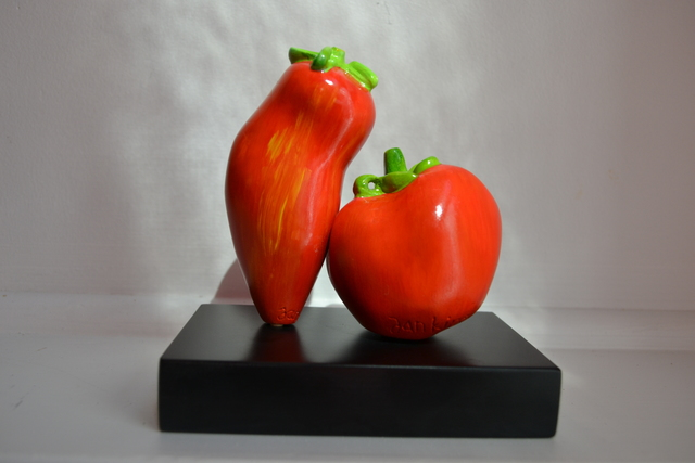 ", 'Tomato Partners ""Saucy Sweethearts"",' , Imlay Gallery"