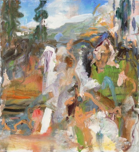 , 'Poacher IV (After Delacroix),' 2016, Tayloe Piggott Gallery