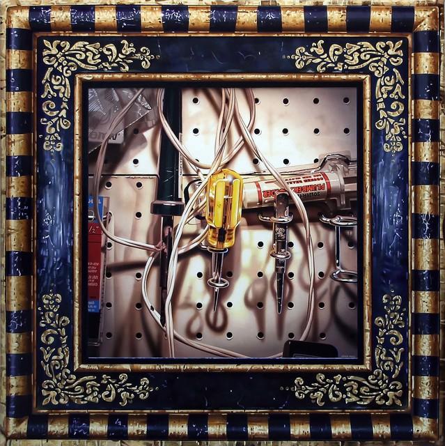 , 'Framed: Yellow Punch,' 2016, Loch Gallery