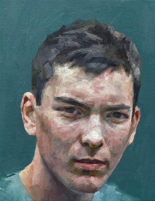 , 'Young Boxer,' 2018, Reuben Colley Fine Art
