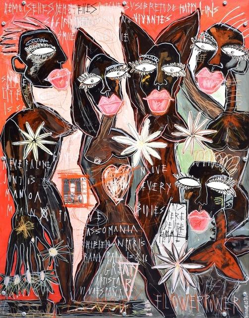 , 'Les demoiselles,' 2016, K + Y Gallery