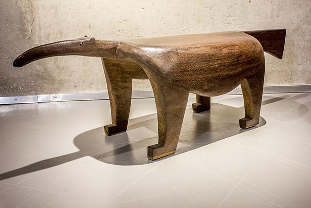 , 'Bench Anteater,' , Espaço 670