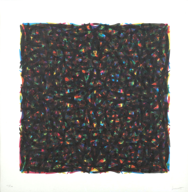 , 'Brushstrokes in All Directions,' , Zane Bennett Contemporary Art