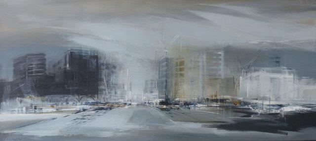 , 'Edge of the City,' 2018, Quantum Contemporary Art