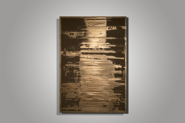 , 'Bronze painting 88,' 2017, Art Jed Gallery
