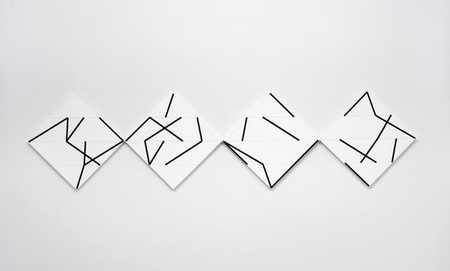 , 'P-224-E,' 1978-1979, bitforms gallery