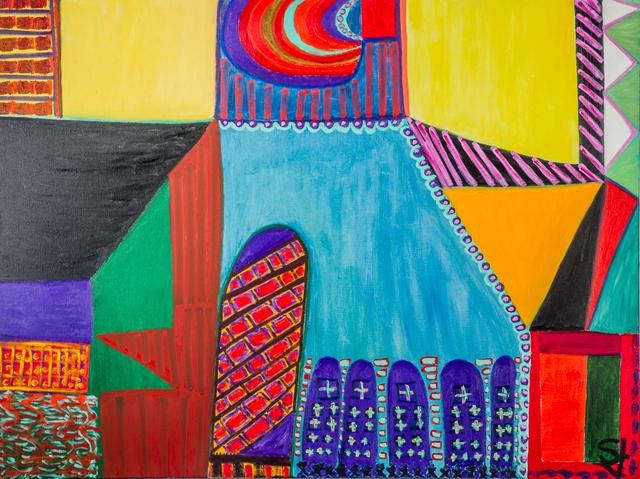 Sue Layman Lightman, 'Friendly Fire', 2011, Sue Layman Designs