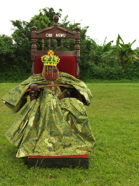 , 'HRM Agbogidi Obi J ames Ikechukwu Anyasi II , Obi of Idumuje Unor,' 2012, TAFETA