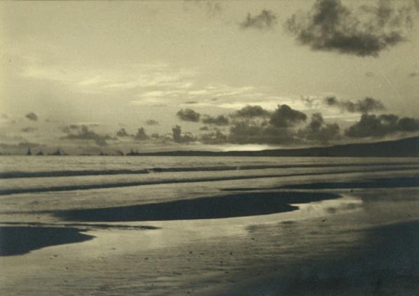 , 'Long Beach, from Palos Verdes,' 1937, Scott Nichols Gallery