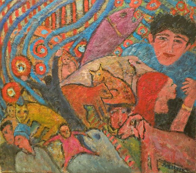 , 'Myraid Legends,' , Walter Wickiser Gallery