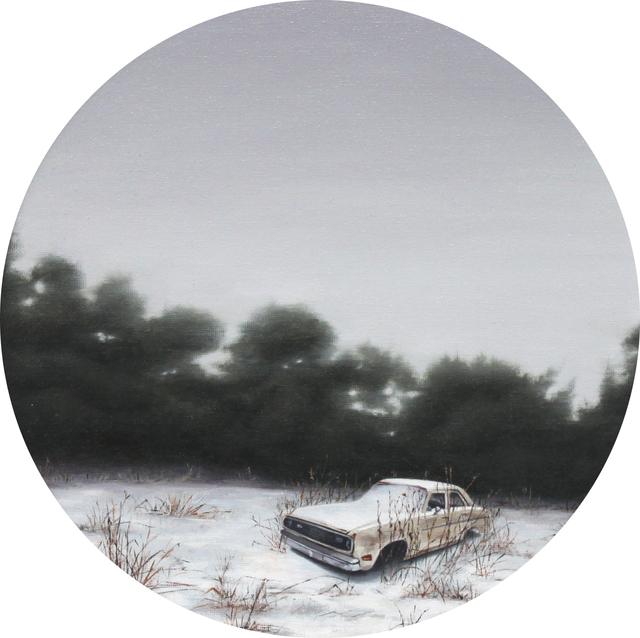 Moisés Jácome, 'Invierno', 2017, Eme Espacio de Arte