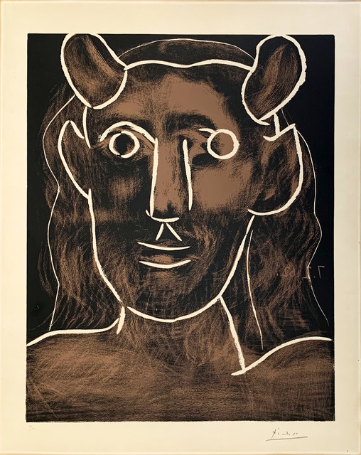 , 'Tete de Faune,' 1962, Fairhead Fine Art Limited