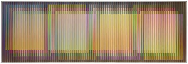 , 'Physichromie N°1806,' 2012, Cecilia de Torres, Ltd.