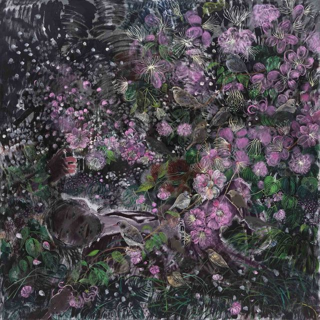 Shen Ling, 'Jealous Night in Flowery Wind No.1', 2017, Tang Contemporary Art