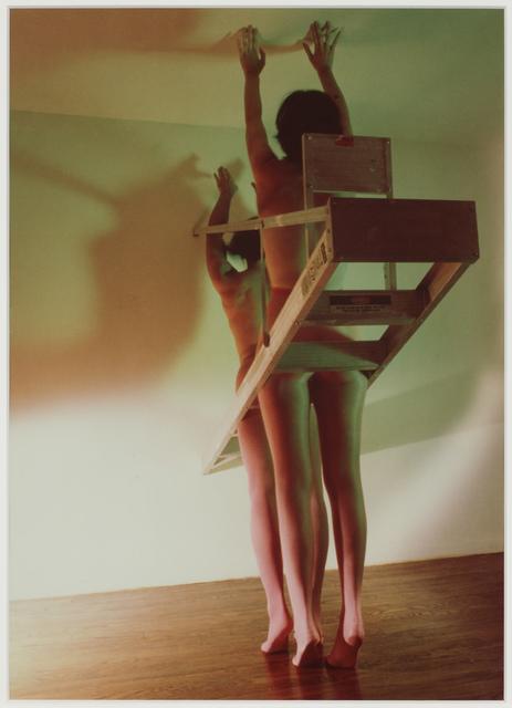 , 'Ladder,' 1980, Wilkinson