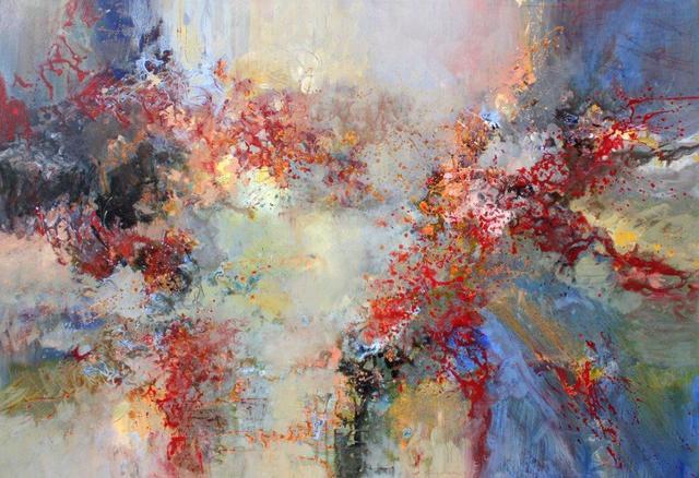 , 'Ludwig van Beethoven, Quartet op. 59. No. 1,' 2017, Madrona Gallery