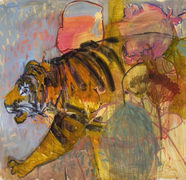 Mary Vernon, 'Garden Tiger', 2018, Valley House Gallery & Sculpture Garden