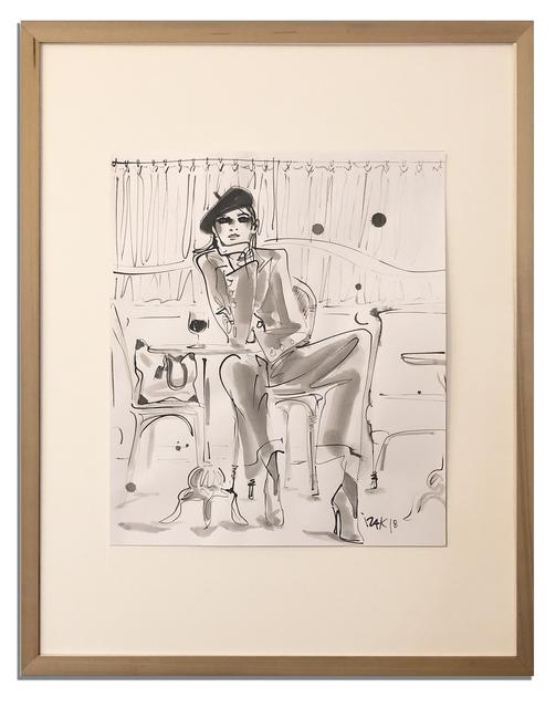 Izak Zenou, 'L' Abstinte', 2018, Edelman Arts
