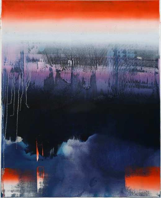 Rayk Goetze, 'Binnenraum', 2021, Painting, Oil an acrylic on canvas, Josef Filipp Galerie