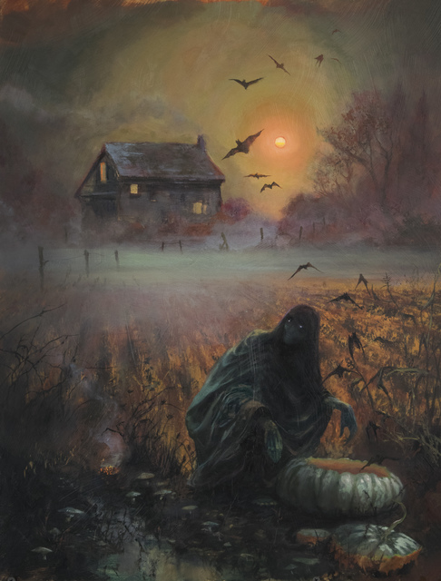 , 'Autumna,' 2018, Haven Gallery