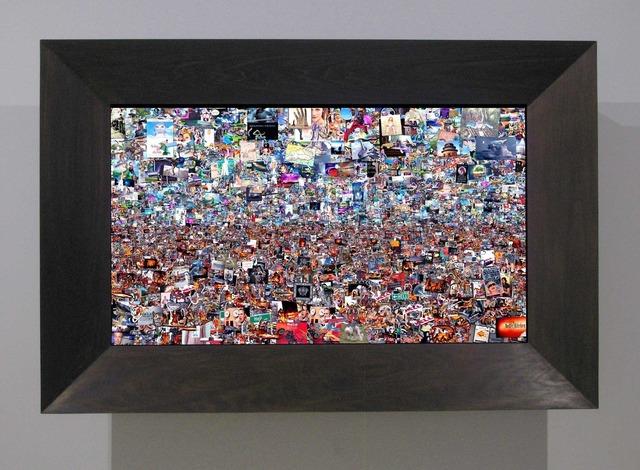 Siebren Versteeg, 'Heaven and Hell', 2009, bitforms gallery