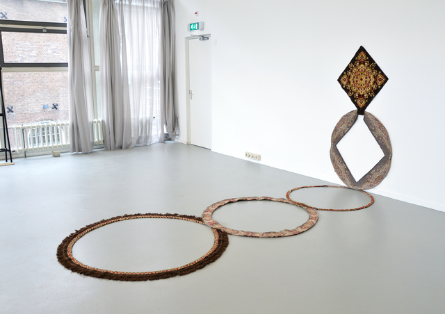 , 'The Origin of the Circle,' 2014, Martin van Zomeren