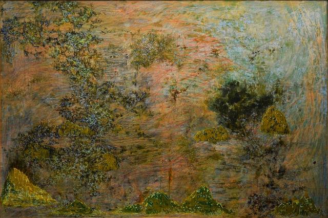 Tsang Chui Mei, 'Heavenly Dryness', 2018, Painting, Acrylic on canvas, Karin Weber Gallery