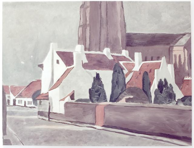 , ' Vlaams dorp,' 1995, M HKA – Museum of Modern Art Antwerp