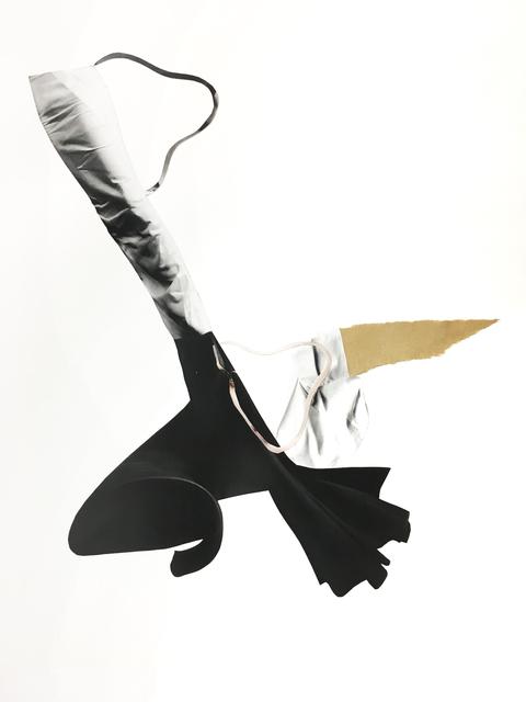 greet weitenberg, 'Contempory collage: Bodyparts I - Greet Weitenberg', 2018, PontArte