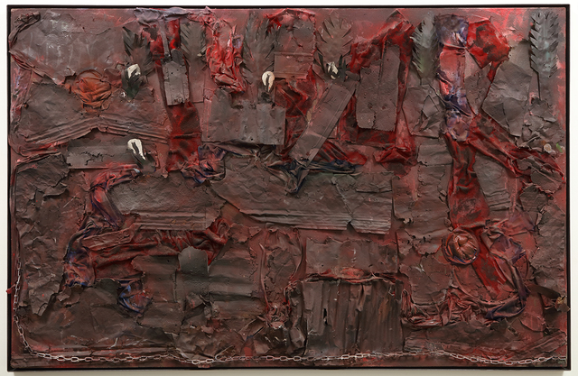 , 'The Blood of Hard Times,' 2004, Bill Lowe Gallery