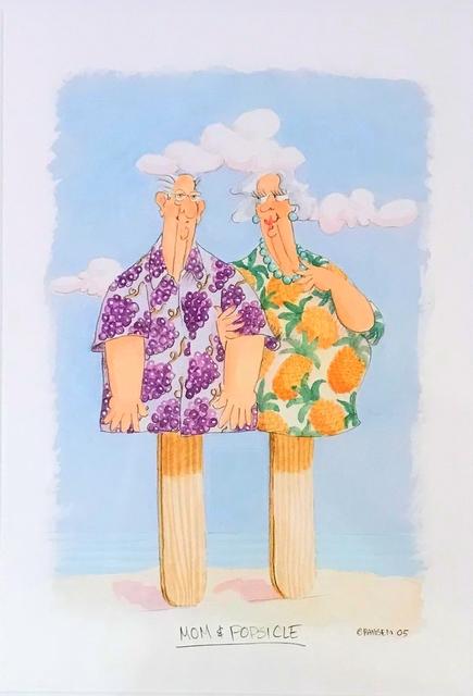 Stephen Hansen, 'Mom & Popsicle ', Zenith Gallery