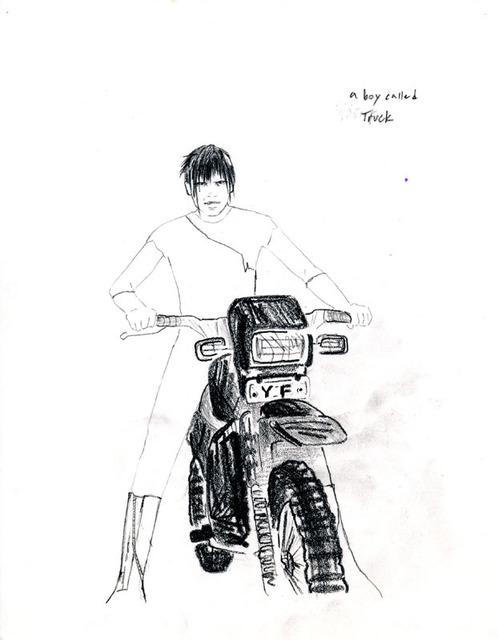 Douglas Kolk, 'a boy called Truck (#21 of 38)', 1997, A3 Arndt Art Agency