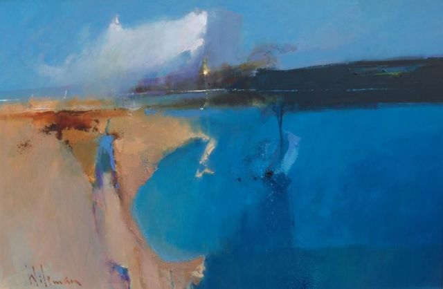 Peter Wileman, 'Still Waters Run Deep II', 2018, Lime Tree Gallery