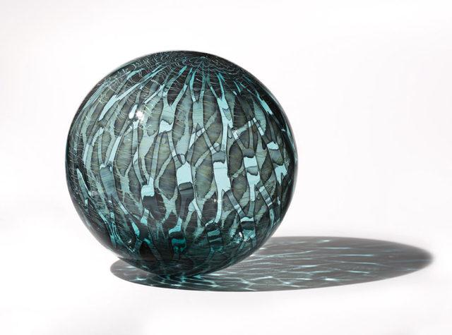 Nancy Callan, 'Laguna Shimmer Orb', 2018, Traver Gallery