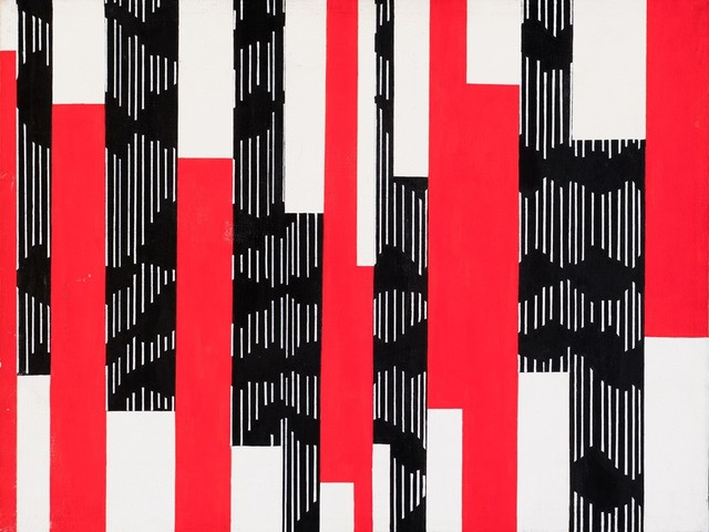 Francesco Guerrieri, 'Rhythm B 12', 1950/'52, Finarte