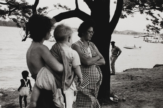 Robert Frank, ''Detroit, Belle Isle'', Sotheby's
